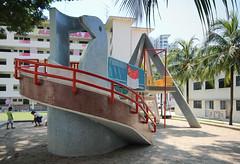 IMG_0228 (trevor.patt) Tags: khor singapore playground mosaic tile seal dove dakota hdb