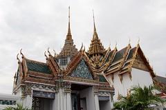 Bangkok (Msimonin) Tags: architecture grand palace palais great bangkok thailand thailande asia backpack travel adventure holiday wat