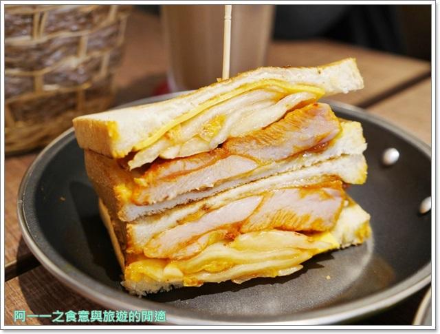 餓店碳烤吐司.捷運三重國小站.美食.早餐.雙倍起司肉蛋image039