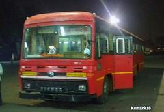 Borivali ➡ ratnagiri (kumark9702) Tags: msrtc st