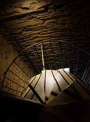 Treppenhaus (Gnter Hickstein) Tags: mosel vacation uelzen gnterhickstein treppenhaus windingstairs stairs treppe stufe step wendeltreppe