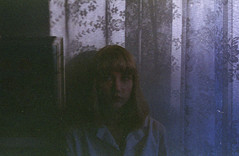 (snowlands) Tags: film 35mm expired shadows self portrait