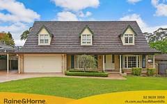 34 Merindah Rd, Baulkham Hills NSW