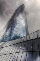 Dark Tower (Rafa Barajas) Tags: 2016 bilbao torre altura cielo sky tower spain espaa europe europa