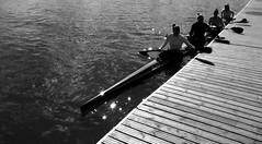 Canoeing (plyushchikhafilm) Tags: canoe girl water