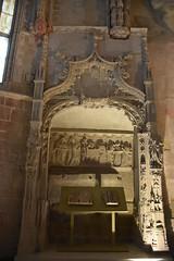 Mausoleu de Lluís de Requesens, Seu Vella de Lleida (esta_ahi) Tags: lleida seuvella ri510000156 catedral segriá lérida spain españa испания architecture arquitectura mausoleo mausoleu lluísderequesens
