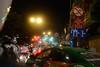 AND_7138 (GreatWaffle) Tags: vietnam vietnamese asia travel hochiminh city night scooter traffic car abundance crazy unsafe