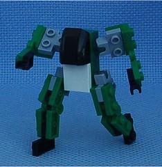 Sentinel 2 (Mantis.King) Tags: lego legogaming legomecha moc mechaton mobileframezero mfz mf0 microscale mecha mech futuristic scifi tripletchallenge wargames
