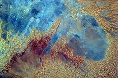 Sahara Desert From the Space Station's EarthKAM (NASA's Marshall Space Flight Center) Tags: nasa nasasmarshallspaceflightcenter nasamarshall internationalspacestation iss space sallyrideearthkam sallyride earthrightnow saharadesert sahara desert