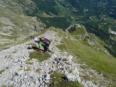 Escursionismo Sibillini - Monte Vettore per la cresta nord-est