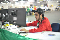 WSC2015_Skill05_MMM_9779 (WorldSkills) Tags: sopaulo unitedarabemirates wsc competitor worldskills mechanicalengineeringdesigncad wsc2015 skill05 khaledalbloushi