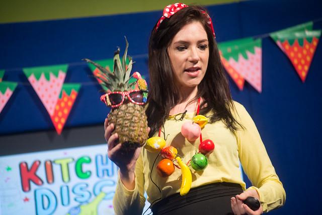 Clare Foges' Kitchen Disco