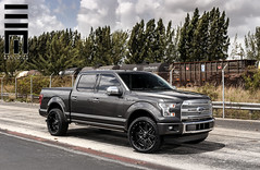 Exclusive Motoring Ford F150 (Exclusive Motoring) Tags: auto ford car offroad miami wheels f150 custom platinum exclusive doral fuel motoring