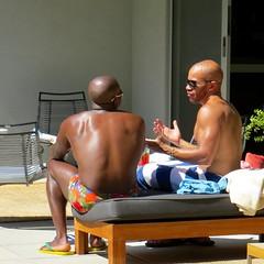 IMG_0124 (danimaniacs) Tags: friends shirtless man hot sexy guy back muscle muscular bald hunk stud