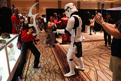Bat'leth vs Stormtrooper