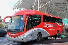 Bus Eireann SP120 (08D22001). (Fred Dean Jnr) Tags: buseireannroute51 buseireann scania irizar pb sp120 08d22001 parnellplacebusstation cork august2015