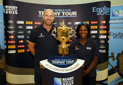 Rugby World Cup Trophy Tour - Stoke Mandeville (Steve Parsons Photography) 4