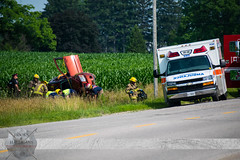 C-K Fire - Victoria Rd. MVC, 07/06/2015 (Front Page Photography / Hooks & Halligans) Tags: ontario canada fire photography kent crash accident front chatham page vehicle hh service motor ck department rollover services mva dept collision motorvehicleaccident fpp mvc ridgetown chathamkent firephotography station11 motorvehiclecrash motorvehiclecollision frontpagephotography hookshalligans hooksandhalligansfirephotography hooksandhalligans hookshalligansfirephotography