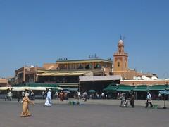 Place Jemaa el-Fna (stefff13) Tags: place maroc marrakech elfna