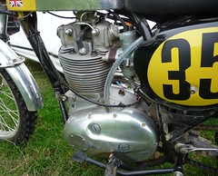 Beauval en Caux 3 & 4 Octobre 2015 BSA 441 GP (barbeenzinc) Tags: bike vintage victor norman motorbike single motorcycle british 441 motocross gp scramble ancienne bsa motorrad classique b44 2015 britishbike beauval anglaise britishmotorcycle beauvalencaux unitsingle normanscramble
