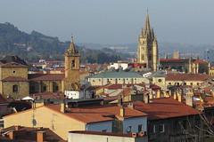 ATARDECER EN OVIEDO (mflinera) Tags: atardecer asturias oviedo