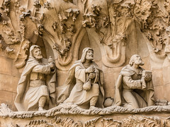 Sagrada Familia (Smeets Paul (thanks for 1,3 million views !)) Tags: sagradafamilia spanje