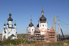 01. The commemoration day of St Sergius of Radonezh in Bogorodichnoe village / Праздник Прп. Сергия Радонежского в Богородичном