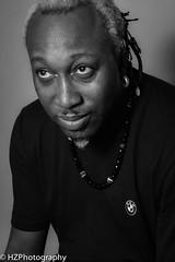 Portrait (Heidi Zech Photography) Tags: portrait blackandwhite man dreadlocks studio jamaica dread blackandwhitephoto blackandwhiteportrait jamaicanman