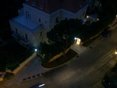 Sul far della sera (Gilbert-Nol Sfeir Mont-Liban) Tags: road street light lebanon house evening casa strada lumire via route soir maison rue luce plonge liban sera mountlebanon montliban kesserwan