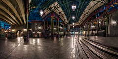 Diagon Alley HDR Panorama (Jovan Jimenez) Tags: the wizarding world harry potter universal studios diagon alley hdr panorama eos m3 eosm3 canon efm efm22mm f2 stm 22mm night theme park orlando landscape mirrorless symmetry gigapixel giga pixel adobe creative cloud interior indoor indoors glass ceiling cinematic cinematography atmospheric