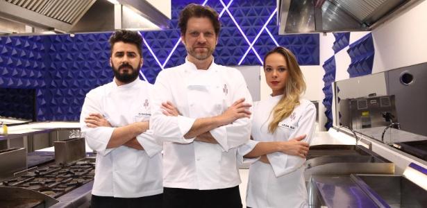 """""""Cozinha Sob Pressão"""" estreia nova temporada com chef mais """"casca grossa"""""""