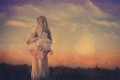 Restoring the order Part 2 (Beata Rydn) Tags: sky cloud white nature field fairytale clouds canon naturallight dreams imagination dreamy dreamer imaginative fineartphotography dreamers ryden healer sandsjbacka conceptualphotography restorer rydn dreamhealer fotokonst cottoncloud canon5dmarkii beataryden beatarydn fotokonstnr restoringtheorder dreamersarmy