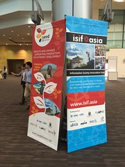 Seed Alliance activities at ICTD 2015, Singapore