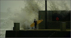 STORM ABBEY 249-002 (seancooke50) Tags: ireland winter storm cold surfing abigail waterford fearless roguewave crashingwave irishweather stormabbey