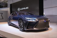 Lexus LF-FC CONCEPT - 44th Tokyo Motor Show 2015