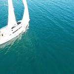 sailboat bavaria 46 sailing sails sea thumbnail