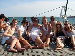2963723350083363150soKImr_ph (Zappacity) Tags: cruise girls yacht soles dirtyfeet