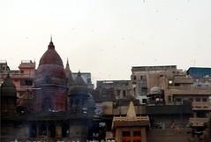 Manikarnika Ghat - Cremations (33) (pensivelaw1) Tags: india varanasi cremations manikarnikaghat