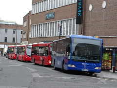 Bluestar 2456 (Coco the Jerzee Busman) Tags: uk england bus coach hampshire southampton