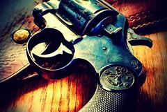Blue Steel (BKrie23) Tags: gun pistol revolver colt holster bluesteel trigger 38