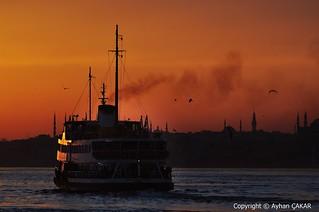 Steamboat of Istanbul Kadıköy