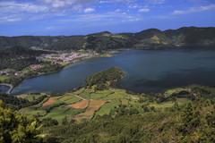 Lago Azul y Sete Cidades (Egg2704) Tags: paisajes naturaleza lago paisaje lagos azores setecidades volcán islasazores isladesaomiguel egg2704 islasesanmiguel