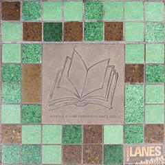 Jarrold & Sons Publishers since 1823 (bardwellpeter) Tags: squares norwich jarrold julys nlanes panlf1 zonemcentre architnone londonstqz