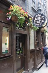 Ye Olde Cheshire Cheese (Buster&Bubby) Tags: greatfireoflondon yeoldecheshirecheese