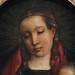 SITTOW Michel,1490 - Vierge à l'Enfant (Budapest) - Detail -b