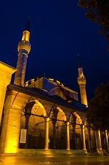 Mihrimah Sultan Mosque (mazharserdar) Tags: istanbul turkey skdar mosque mimarsinan minaret mihrimahsultan cami mihrimahsultanmosque architecture dome