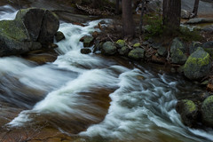 Kaweah River (mon_ster67) Tags: river kaweahriver mon mon canoneosrebelt5i water longexposure flow nature milky stream rocks sigma tranquil current