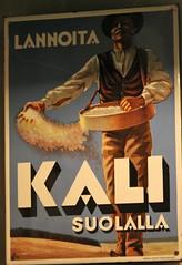 IMG_1707 (www.ilkkajukarainen.fi) Tags: valkela shop advertisement kauppa mainos reklam nostalgia ad museum musee museet museo museumstuff visit suomi finland eu europa scandinavia kali suola lannoite laari