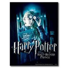Luna Lovegood Half Blood Prince (1) (lostinmaroc) Tags: harry potter harrypotter luna halfbloodprince half blood prince postcard postcrossing