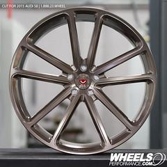 Vossen Forged CG-203 (WheelsPerformance) Tags: wheelsperformance wheels wheelsp wheelsperformancecom wheelsgram vossen vossenwheels monoblock cgseries cg203 rims forged platinum finish rin